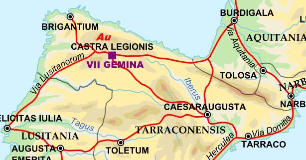 Ebro Römerstrasse
